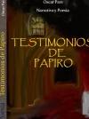Portada de TESTIMONIOS DE PAPIRO