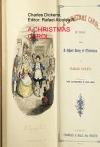 Portada de A CHRISTMAS CAROL