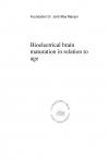 Portada de BIOELECTRICAL BRAIN MATURATION IN RELATION TO AGE
