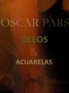 Portada de OSCAR PARS OLEOS & ACUARELAS