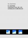 Portada de EL  SISTEMA CONTRACTUAL DE LOS CONSEJOS COMUNALES