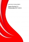 Portada de TAPAS SEVILLA F.C. TEMPORADA 20112012