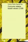Portada de CONCURSO DE RELATOS BUBOK, VERANO 2.009