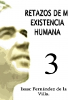 Portada de RETAZOS DE MI EXISTENCIA HUMANA 3