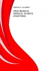 Portada de UNIO MUSICAL XERACO: 25 ANYS D'HISTORIA