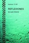 Portada de REFLEXIONES  DE  JUAN ANTONIO