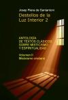 Portada de DESTELLOS DE LA LUZ INTERIOR 2