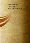 Portada de TEST DE AUTOBIOGRAFIA