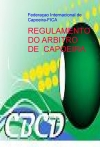 Portada de REGULAMENTO DO ARBITRO DE  CAPOEIRA DESPORTIVA