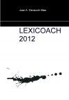 Portada de LEXICOACH 2012