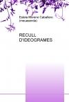 Portada de RECULL D'IDEOGRAMES