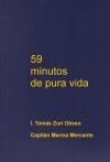 Portada de 59 MINUTOS DE PURA VIDA