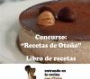 """Portada de CONCURSO """"RECETAS DE OTOÑO""""  LIBRO DE RECETAS"""