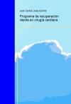 Portada de PROGRAMA DE RECUPERACIÓN RÁPIDA EN CIRUGÍA CARDIACA