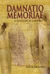 Portada de DAMNATIO MEMORIAE