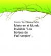 """Portada de MARIO EN EL MUNDO INVISIBLE """"LOS TROFEOS DE PATRUMPLER"""