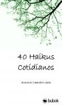 Portada de CUARENTA HAIKUS COTIDIANOS