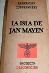 Portada de LA ISLA DE JAN MAYEN