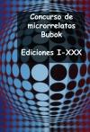 Portada de CONCURSO DE MICROS BUBOK IXXX