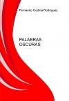 Portada de PALABRAS OSCURAS