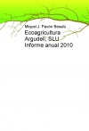 Portada de ECOAGRICULTURA ARGUDELL, SLU INFORME ANUAL 2010