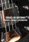 Portada de TREGUA DE SENTIDOS: LETRAS, POEMAS Y SENTIMIENTOS