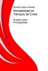 Portada de RENTABILIDAD EN TIEMPOS DE CRISIS